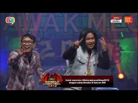 Maharaja Lawak Mega 2019 - Rare minggu 6