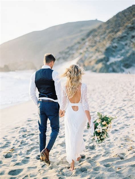 25  best Beach elopement ideas on Pinterest   Beach