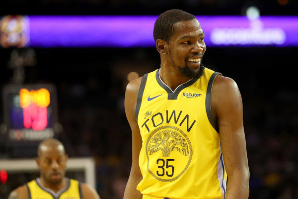1360be852ef Why Scottie Pippen doesn t believe Kevin Durant will leave Warriors for  Knicks