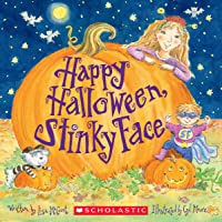 Image result for Happy Halloween Stinky Face