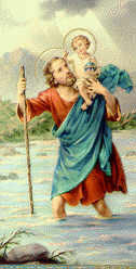 Cristóbal de Licia, Santo