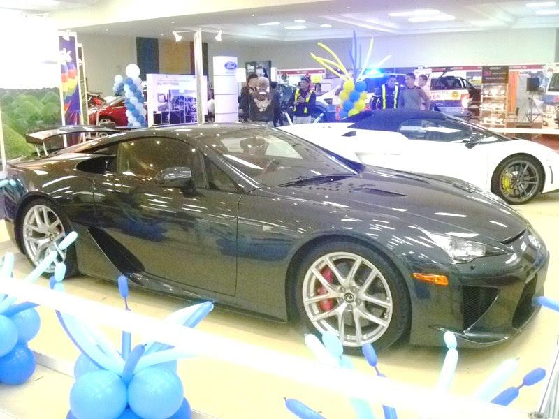 Toyota Lexus LFA