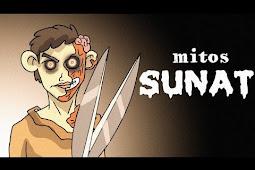 Video Kartun Lucu dan Asyik Tentang Mitos Sunat