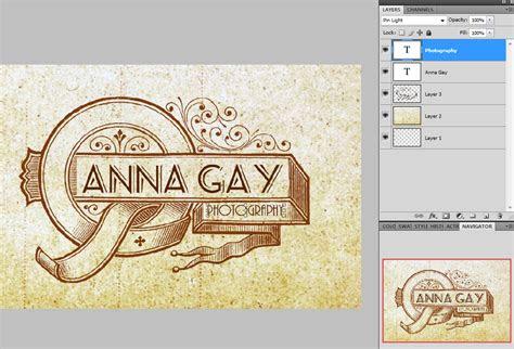 design  logo  adobe photoshop