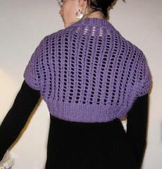 Ribbed Lace bolero2