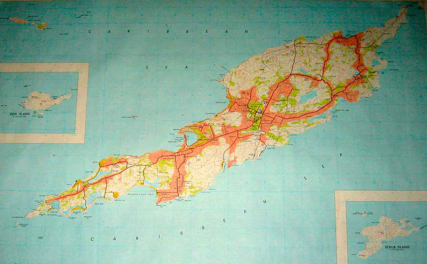 Dads Top Tip The Best Anguilla Maps