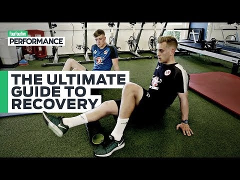 How To Recover After Training And A Match