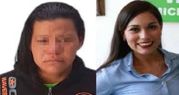 Cae presunta asesina de candidata en Michoacán