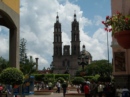 Catedral de Tepic, Nayarit, MEXICO por Christian Frausto Bernal.