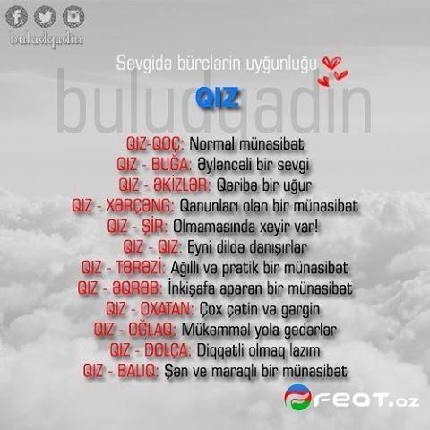 Burclerin Uygunlugu Testi Images Səkillər