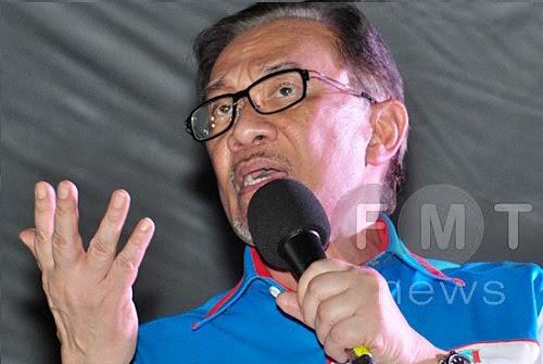 'Mereka cuba halang saya sejak 20 tahun lalu' - Anwar