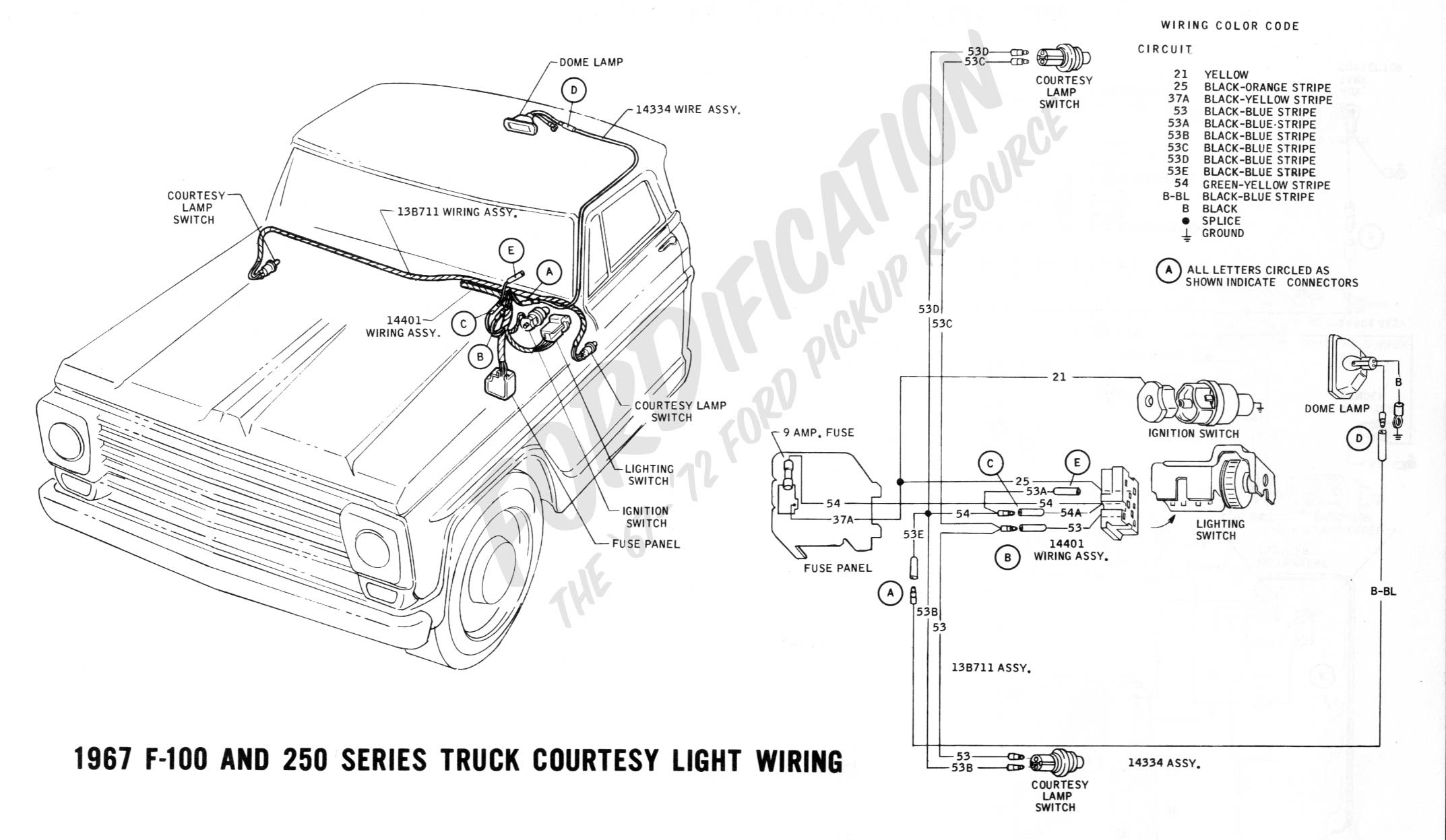 1968 Ford F 250 Camper Special Wiring Diagram Access Control Panel Wiring Valkyrie Nescafe Jeanjaures37 Fr