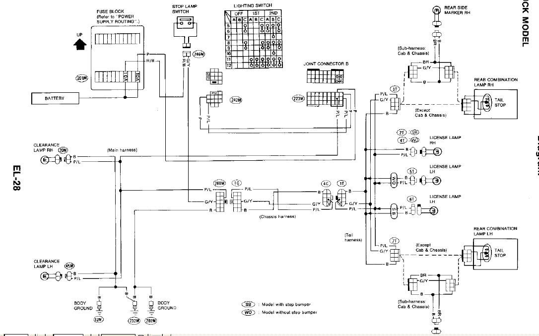 2006 Nissan Armada Engine Wiring Diagram