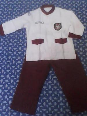 kemeja seragam keren Baju Seragam Anak Sd