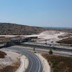 השכונה החדשה נופים - נפתח ציר התנועה מכביש 431 - כל העיר מודיעין