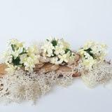 Kwiaty materiałowe FL-008