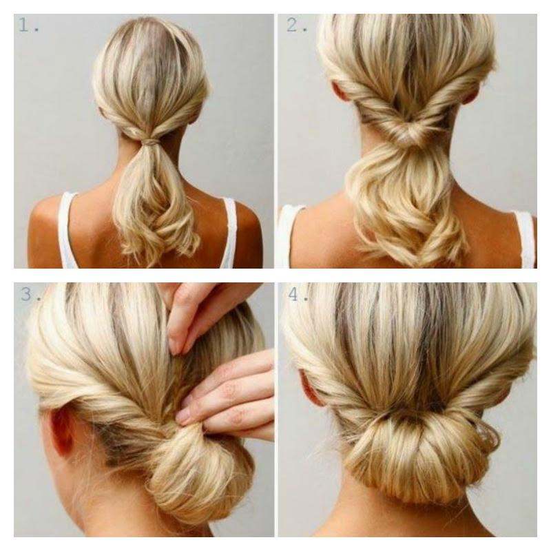 10 acconciature per capelli facili e veloci il lungo non è più piatto