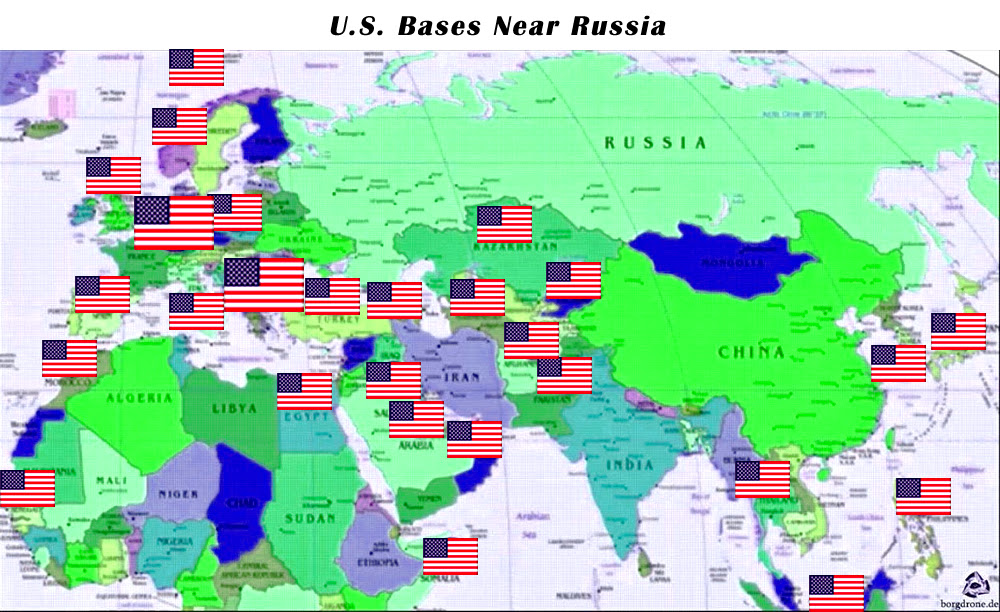 Image result for US/NATO military installations