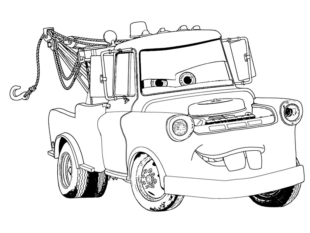 Cars Dibujos Para Colorear E Imágenes