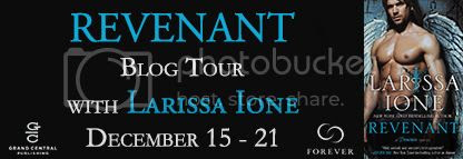 Revenant Blog Tour
