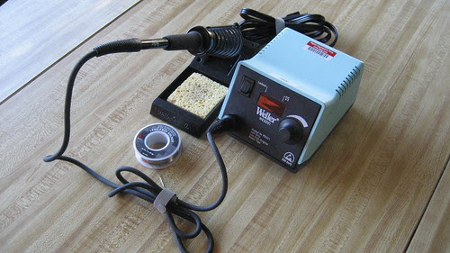 WESD51 Soldering Iron