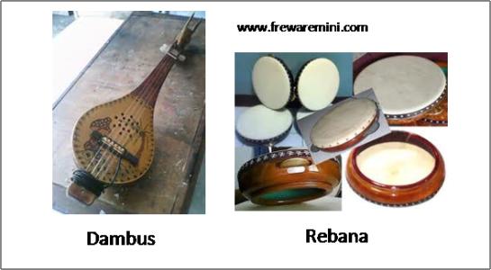 Macam Macam Alat Musik Tradisional Jambi