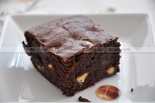 KAF guaranteed fudge brownie