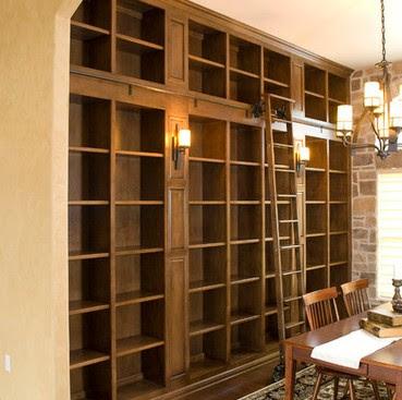 librerie su misura a muro trento