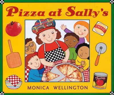 Cover Art for Pizza at Sally's