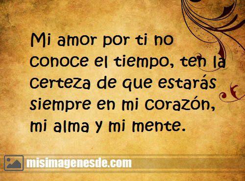 Imagenes De Frases De Amor Eterno Imagenes