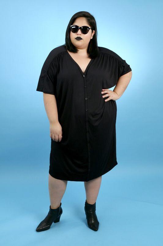 2 cô nàng béo và gầy này sẽ cùng mặc thử 1 mẫu trang phục để xem liệu ai sẽ mặc đẹp hơn - Ảnh 11.