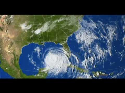 Remolinos en el Golfo de México
