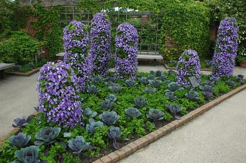 Edible Garden, Chicago Botanic Garden