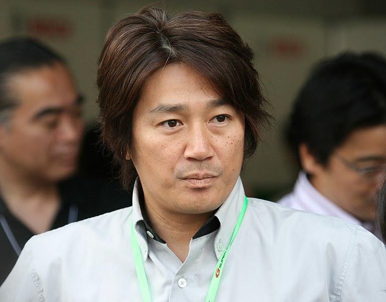 ファイル:Masahiko Kondo 2008 Super GT.jpg