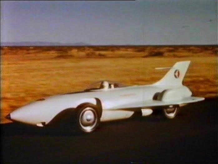 1953 GM XP 21 Firebird