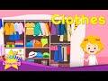 Clothes Vocabulary  اسماء الملابس باللغة الإنجليزية