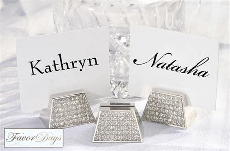 Friday Favor of the Day : Diamond Bling Trapezoid Place
