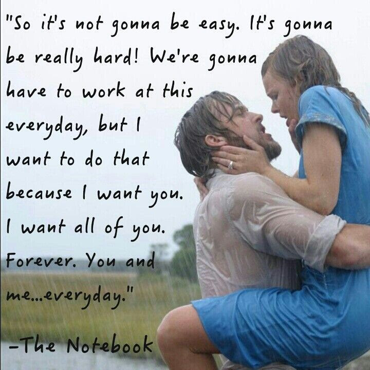The Notebook Quote Pictures Photos And Images For Facebook Tumblr