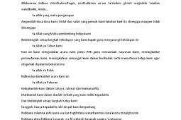 Kumpulan Contoh Pembukaan Arisan Rt