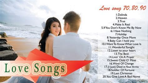 Best Romantic Song Collection   Top 100 Romantic Songs Of