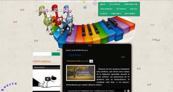 Blog de música Musicalizarse