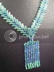 Blue Necklace Variation