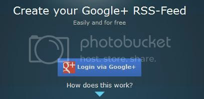 Google  to RSS