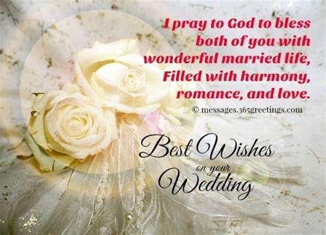 Wedding Wishes And Messages   DIY and crafts   Marriage