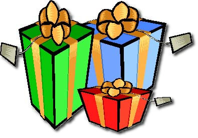 Free Christmas Gifts Clipart Clipart Panda Free Clipart Images
