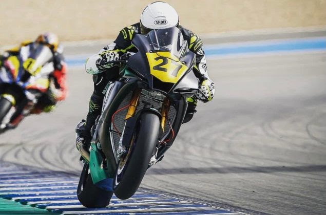 H-Moto Team - Kovács Bálint - Spanyol Superbike Bajnokság ...