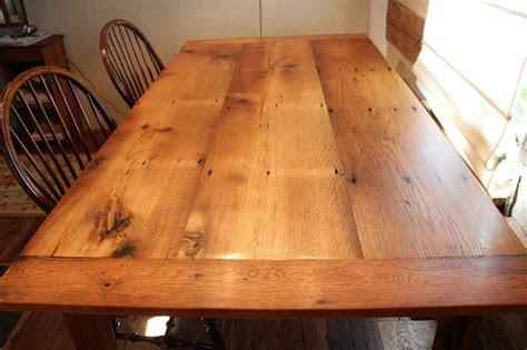 reclaimed oak  extensions table reclaimed wood