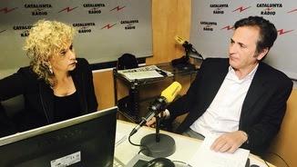 """Mònica Terribas i Josep Pujol Ferrusola a """"El matí"""""""
