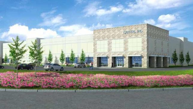 The new facility will bring some much-needed industrial space to the tight North Texas market.