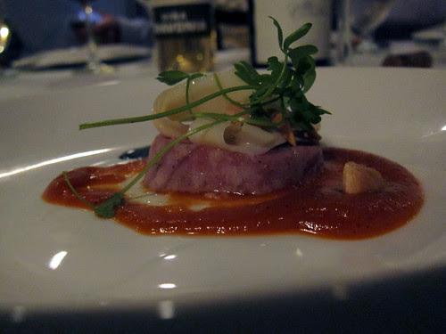cuttlefish linguini